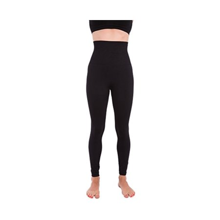 7c513772044cf Homma Activewear Thick High Waist Tummy Compression Slimming Body Leggings  Pant (X-Large, ...