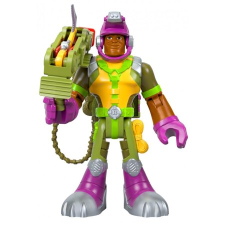 Rescue Heroes Rocky Canyon 6-Inch Figure with Accessories