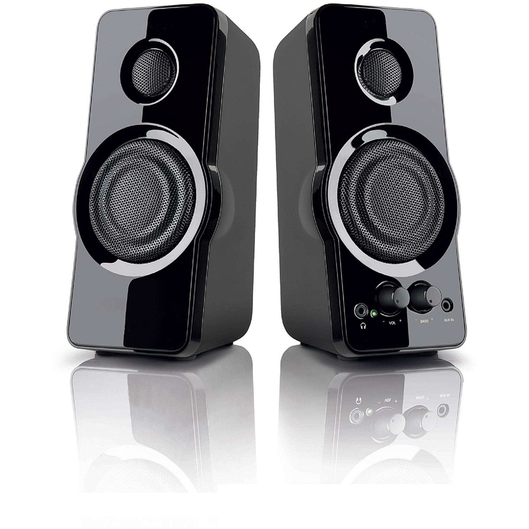 Logitech 980 000012 s120 2 piece black desktop computer speaker set - Logitech 980 000012 S120 2 Piece Black Desktop Computer Speaker Set 22