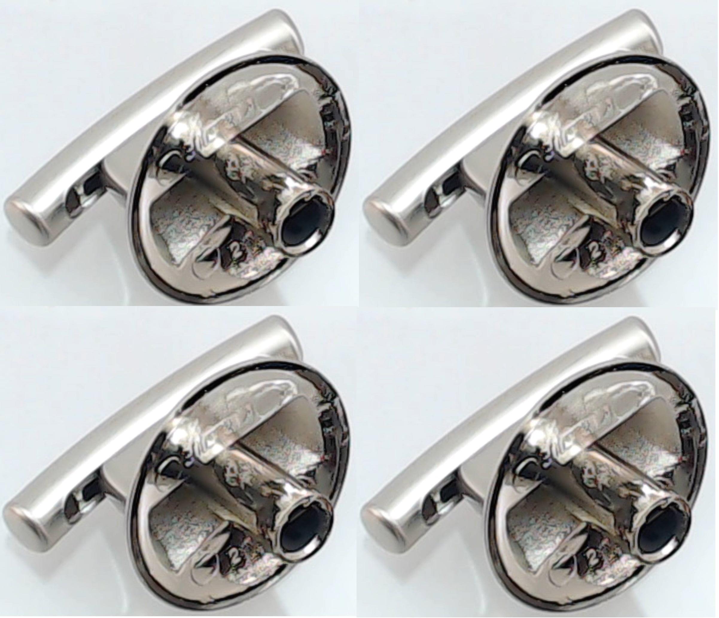 7737P245-60 Surface Burner Knob,4-Pack for Maytag Jenn-Air PS2375886 AP5670739