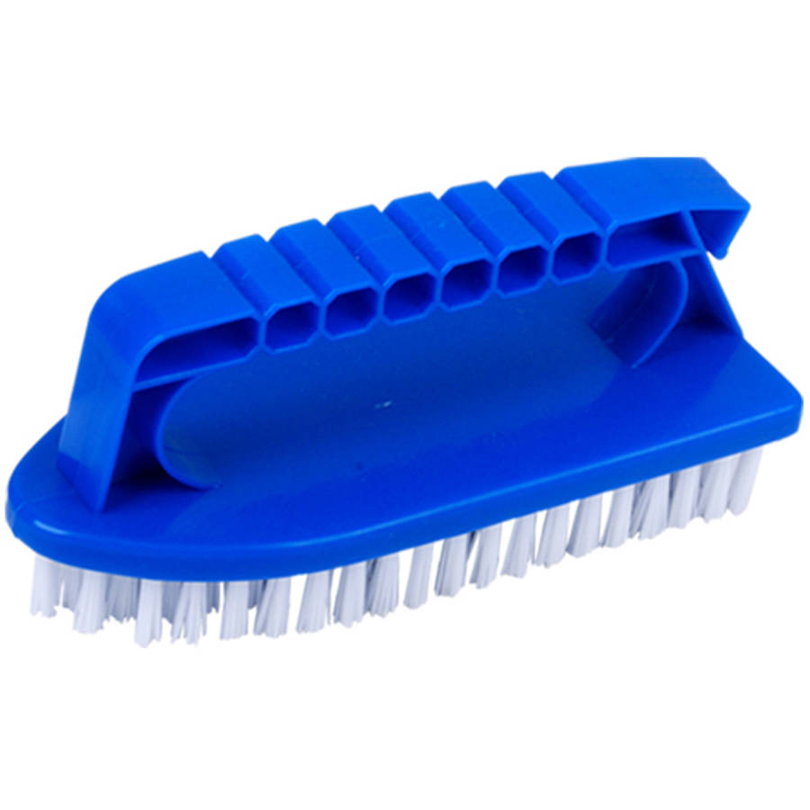 Pooline Products All Purpose Scrub Brush with Poly Bristles