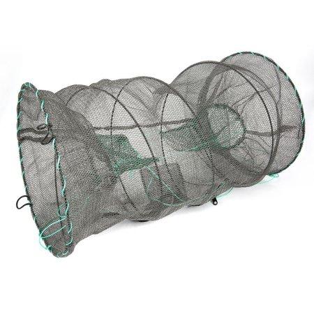 - Crab Crayfish Lobster Catcher Pot Trap Fish Net Eel Prawn Shrimp Live Bait Fishing Nets