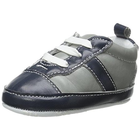 Welcome Home Baby Boy (Little Me Infant Boys Faux Leather)