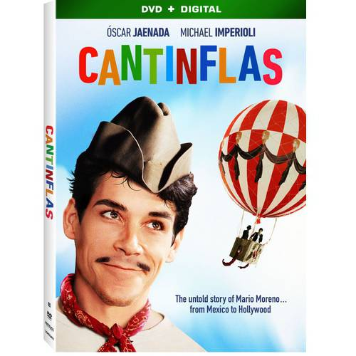 Cantinflas (DVD + Digital Copy) (With INSTAWATCH) (With INSTAWATCH) (Widescreen)