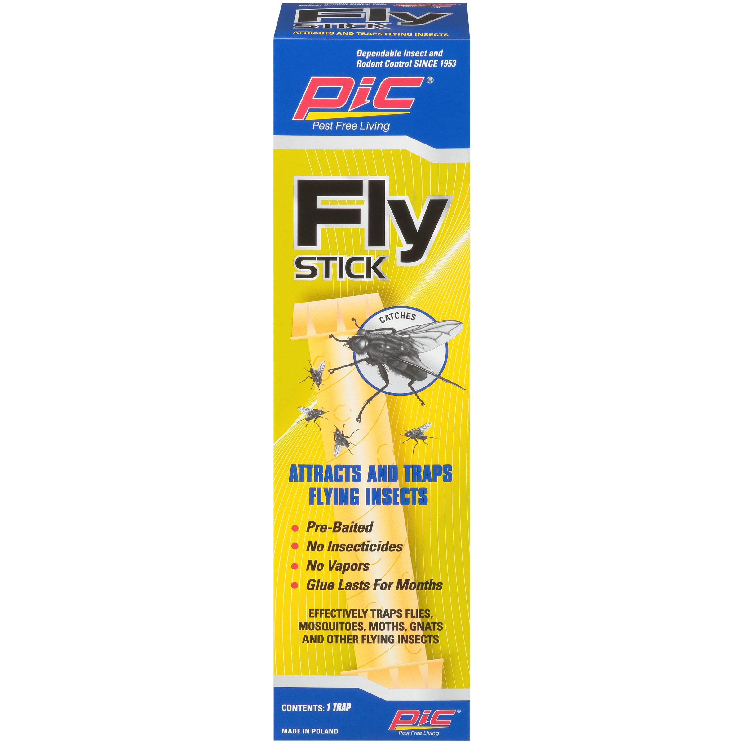 PIC® Fly Stick