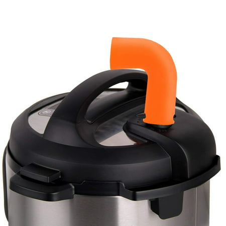 - Steam Release Diverter for Instant Pot Accessories, Fits Instant Pot 3, 5, 6, 8 Qt Duo and Smart Series Made By Food Grade Silicone