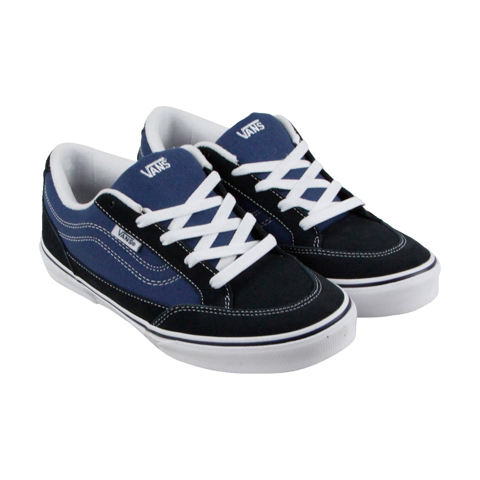 91817a77b59 Vans bearcat boys blue suede lace up sneakers shoes jpg 1600x1600 Vans  bearcat