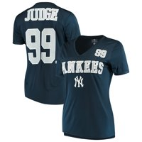 2bff91e3bb4 Product Image Women s New Era Aaron Judge Navy New York Yankees Name    Number ...