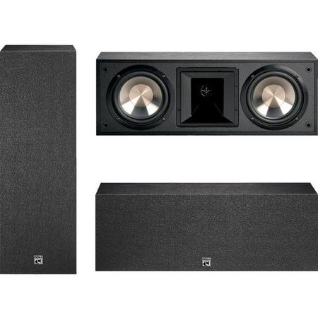 BIC FH6 LCR Dual 6 1 2 175W Bookshelf Speaker