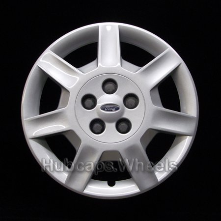 OEM Genuine Hubcap for Ford Taurus 2005-2007 - Professionally Refinished Like New - 16in Replacement Single Wheel Cover