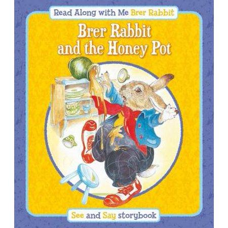 Pooh Bear Honey Pot - Brer Rabbit and the Honey Pot and Brer Rabbit and Brer Bear
