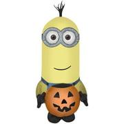 5.5' Airblown Kevin w/ Pumpkin Sack Halloween Inflatable