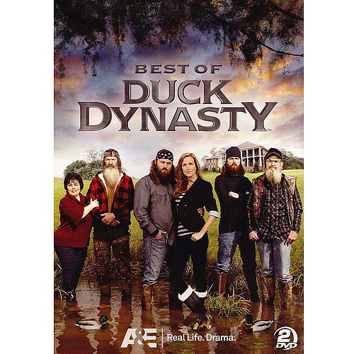 The Best Of Duck Dynasty (2-Disc Set) (Walmart Exclusive)