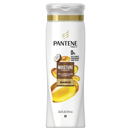 Pro Moisture - (2 Pack) Pantene Pro-V Moisture Therapy Shampoo 12.6 fl. oz.