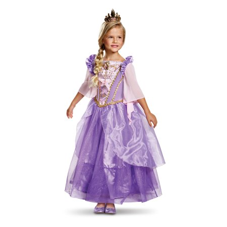 Rapunzel Deluxe Child Costume