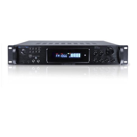 Technical Pro Digital Hybrid Amplifier / Preamp/ Tuner with USB and SD Card Inputs
