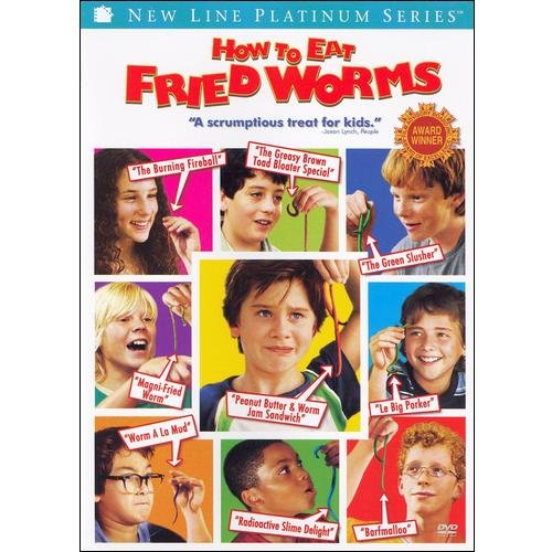 HOW TO EAT FRIED WORMS (DVD/WS-2.35/FS-1.33/ENG-SP SUB)
