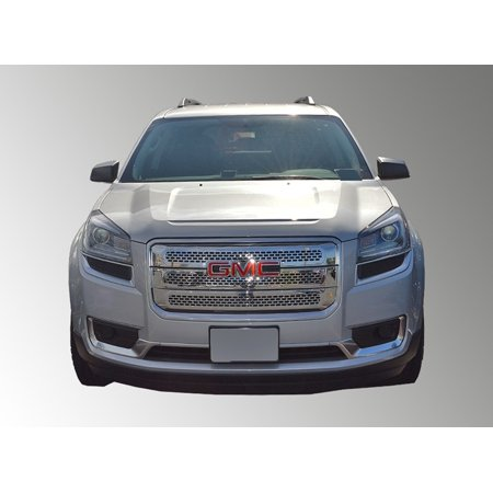 Fits 13-16 GMC ACADIA  - Chrome ABS GRILLE ()