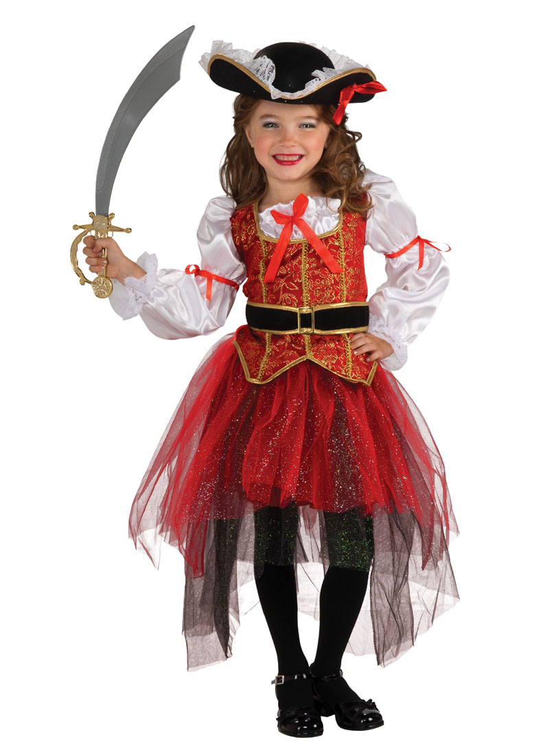 Child Princess of The Seas Pirate Costume Rubies 884563 by Rubies