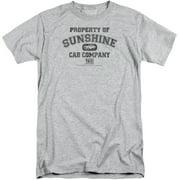 Taxi Property Of Sunshine Cab Mens Big and Tall Shirt