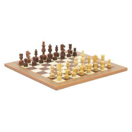 Designer Staunton Chess Set