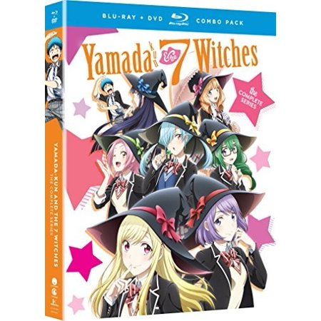 Yamada-Kun & The Seven Witches: The Complete Series