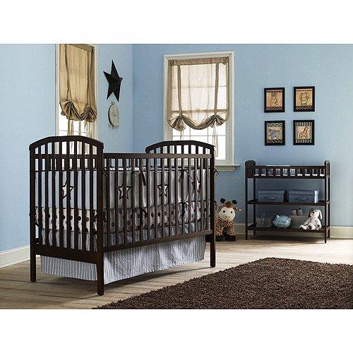 Nursery 101- Babies Room Basics Baby Crib and Changing Table Set ...
