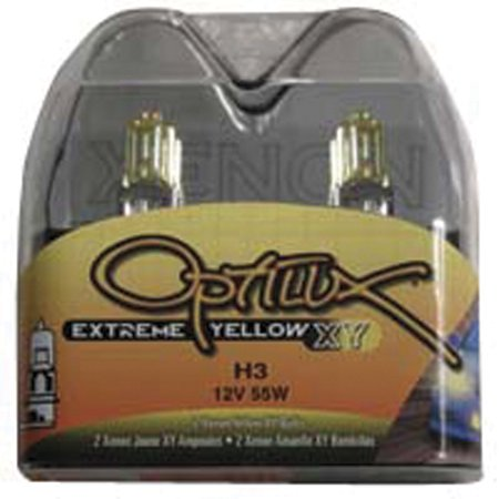 Hella Optilux H3 12V/55W XY Extreme Yellow