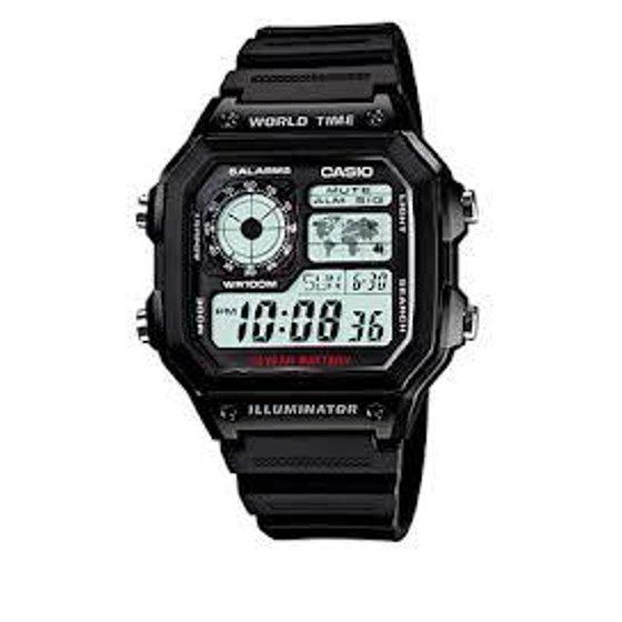 4fc02f849fdf Casio - Men s World Time Watch
