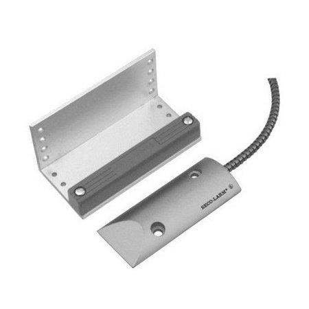 Garage Door Magnetic Contact - Seco-Larm Heavy-Duty Magnetic Garage Door Switch-N.O. Contact For N.C. Circuits