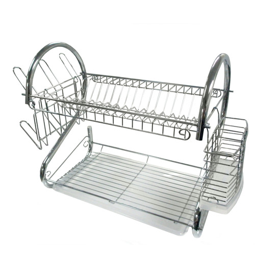 Better Chef 16-Inch Chrome Dish Rack by Supplier Generic