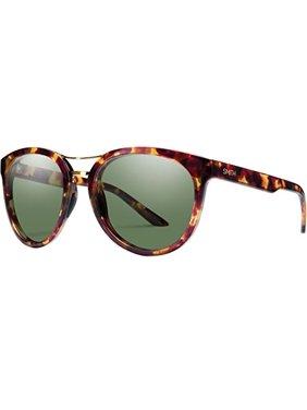 d00ef34ec0 Product Image Smith Optics Womens Bridgetown Lifestyle Polarized Sunglasses  Eyewear - Tortoise Polarchromatic ChromaPop Gray Green