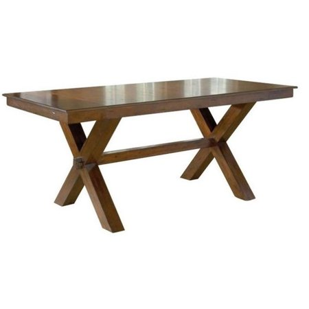 Hillsdale Furniture Park Avenue Counter Height Trestle Table ()