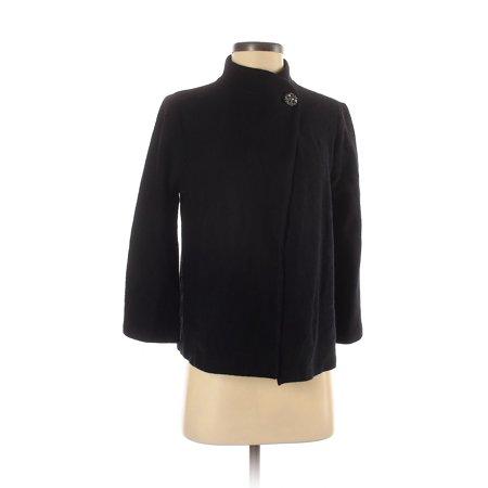 Pre-Owned Jones New York Women's Size S Petite Wool Cardigan Petite Wool Cardigan