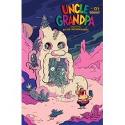 Uncle Grandpa #1 - eBook