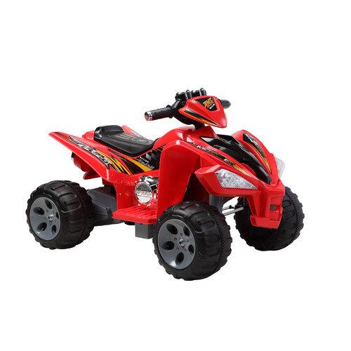 Happy Rider Quad 12V Battery Powered ATV