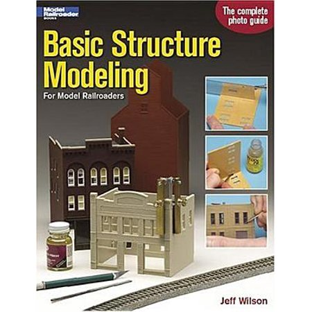 Basic Structure Modeling for Model Railroaders