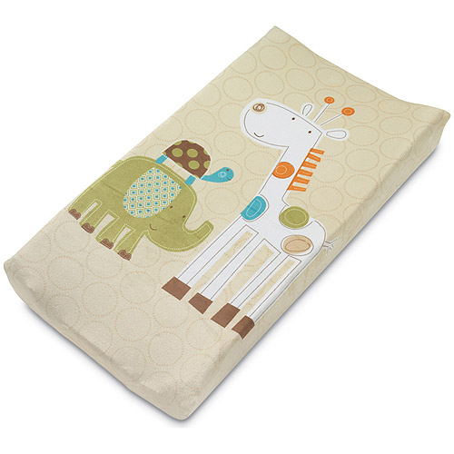 Summer Infant Safari Stack Changing Pad Cover