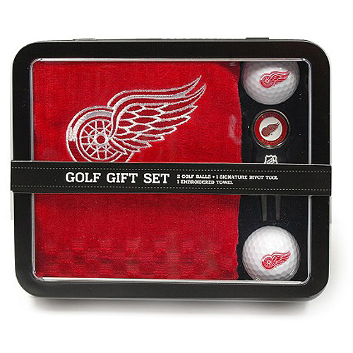 Detroit Red Wings Golf Gift Set
