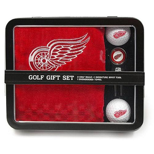 Detroit Red Wings Golf Gift Set