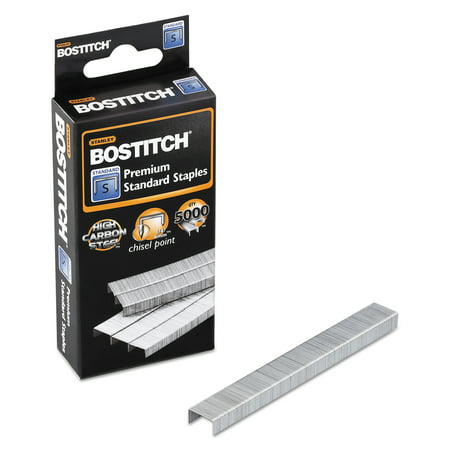 Bostitch Standard Staples  1 4  Leg Length  5000 Box