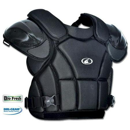 Umpire Chest Protector (Champro Pro-Plus Umpire Chest Protector, Adult, Size X-Large (15 inch) X-Large)
