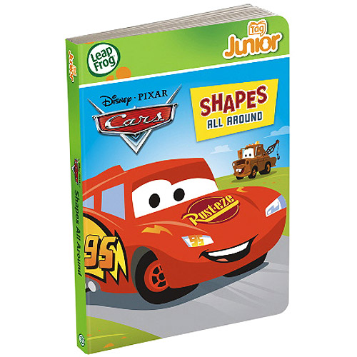 LeapFrog Tag Junior Book: Disney Pixar Cars: Shapes All Around!