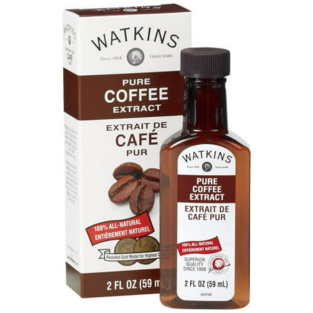 J R  Watkins Pure Coffee Extract  2 Fl Oz