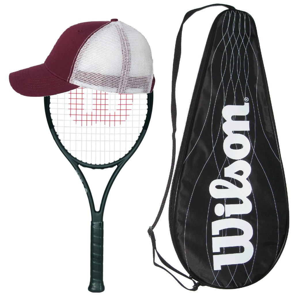 Wilson 2017 Pro Staff 26 Junior - Strung with Cover and Y...