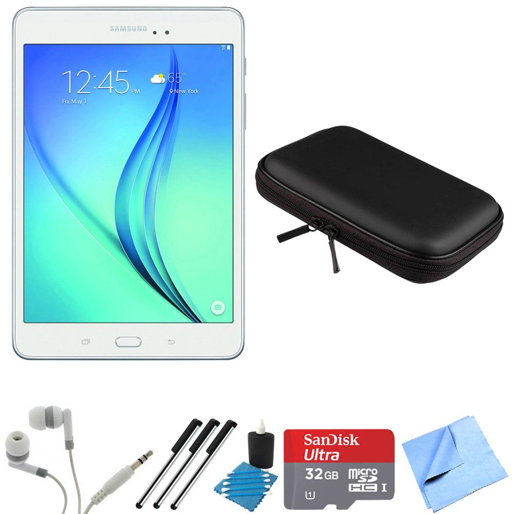 Samsung Galaxy Tab A SM-T350NZWAXAR 8-Inch Tablet (16 GB,...