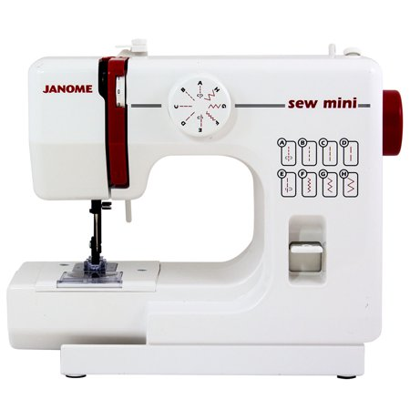 Janome Sew Mini Sewing Machine Walmart Enchanting Mini Sewing Machine Walmart