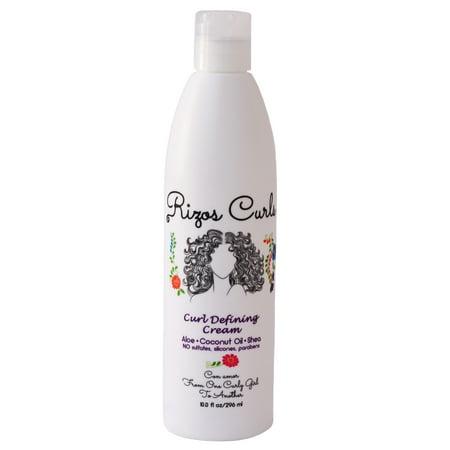 Rizos Curls Curl Defining Cream, 10 fl oz