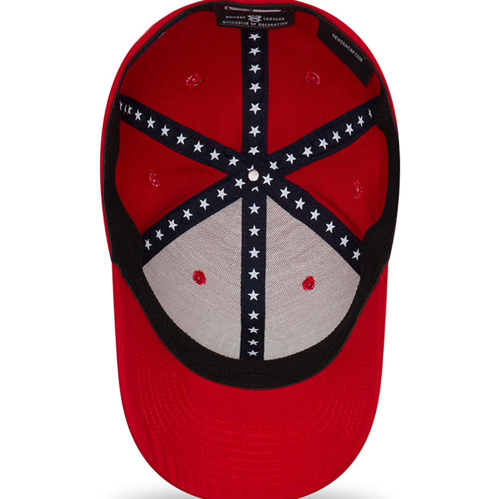 b79b2100e7d Miami Marlins New Era 2018 MLB All-Star Workout 39THIRTY Flex Hat - Red -  Walmart.com
