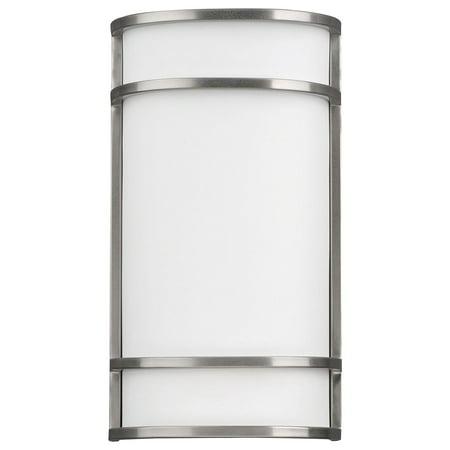 Phillips Forecast Lighting F543136U Palette Bathroom Sconce Light, Satin Nickel